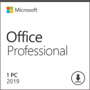 Электронная лицензия Microsoft Office 2019 Professional Plus ESD [79P-05729]